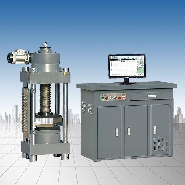 YAW-2000微机控制电液伺服压力试验机